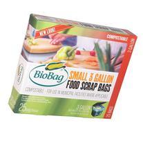Bio Bag Compostable Small 3 Gallon Bags 48 Count