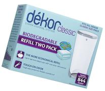 Diaper Dekor Biodegradable Refill - 2 ct
