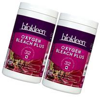 BIOKLEEN BLEACH,OXYGEN PLUS, 2 LB