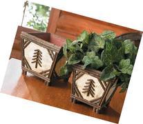 Birch & Twig Nesting Baskets Set of 2