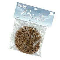 Bird Nest With Wire 4 1/Pkg-Natural