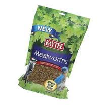 Bird Supplies Mealworms 17.6 Oz