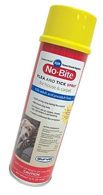 Durvet 011-1134 No Bite IGR Flea & Tick House & Carpet Spray