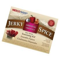 Nesco BJ-18 Jerky Spice Works, Original Flavor, 18-Count, 19