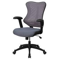 Flash Furniture High Back Designer Black Mesh Executive