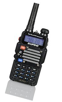 Baofeng Radio US BF-F9 V2+ 8-Watt Hi-Power  Dual-Band 136-