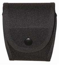 New Black Covered Handcuff Case TG222B