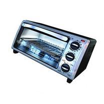 Black Decker TO1313SBD 4-Slice Toaster Oven, SilverBlack