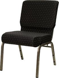 Flash Furniture HERCULES Series 21''W Stacking Church Chair