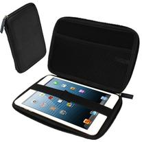 iGadgitz Black EVA Zipper Travel Hard Case Cover Sleeve for