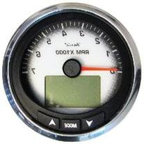 FARIA Faria Digital Black Fade 4 Gauge - 7000 RPM Tachometer