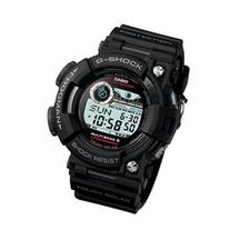 Men's Black Casio G-Shock Frogman Tough Solar Power Watch