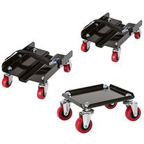 Black Ice Snowmobile Dolly Set