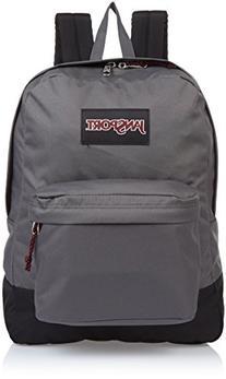 Jansport Black Label Superbreak Backpack - Forge Grey - One