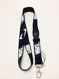 Nike Black Lanyard