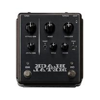 Egnater BLACK METAL Guitar High-Distortion and Mid Effects