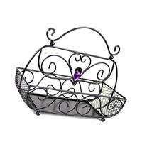 Ikee Design Black Metal Wire Hair Accessories make up