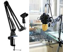 Tonor Microphone Stand Suspension Boom Scissor Arm