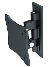 Black Full-Motion Tilt/Swivel Wall Mount Bracket for Asus