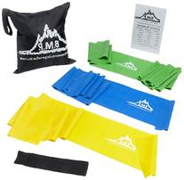 Black Mountain Products Therapy Exercise Bands with
