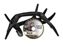 Black Rack - Deer Rattling Antlers w/ Instructional video