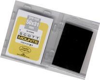 Scott or Prinz 50X31 BLACK Stamp Mounts SCOTT # 907B