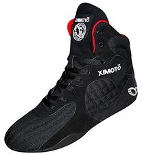 Otomix Black Stingray Escape Weightlifting & Grappling Shoes