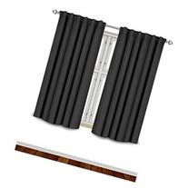 Blackout, Room Darkening Curtains Window Panel Drapes -  2