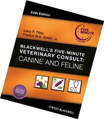 Blackwell's Five-Minute Veterinary Consult: Canine and