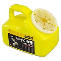 Blade Disposal Container 11-080, Sold as 1 Each