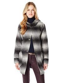 Sanctuary Clothing Women's Blanket Cozy Jacket, Horizon,