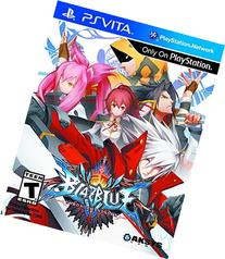 BlazBlue: Chrono Phantasma - PlayStation Vita Standard