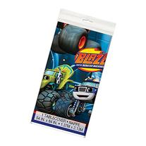 """Blaze and the Monster Machines Plastic Tablecloth, 84"""" x 54"""