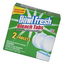 Bowl Fresh Bleach Tabs - 2 Tablet Pack