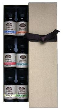Fabulous Frannie Blend Sampler Gift Set Pure Essential Oil
