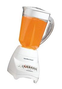 Hamilton Beach Blender Wave Maker 56 Oz. 10 Speed, 450 W