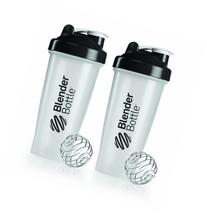 BlenderBottle Classic Shaker Bottle, 28-ounce, Black