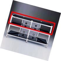 "VTI BLG Series Additional 7"" Shelf for BLG503 - Silver /"