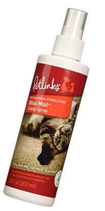 Petlinks Bliss Mist Catnip Spray, 7.0 fl oz