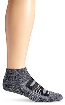 Balega Blister Resist Quarter Socks, Charcoal, X-Large
