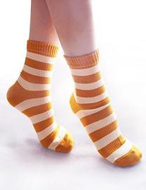 Vero Monte 6 Pairs Womens Color Block Low Cut Socks  3791