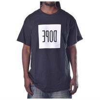 Dope Men's Block Logo Tee Shirt