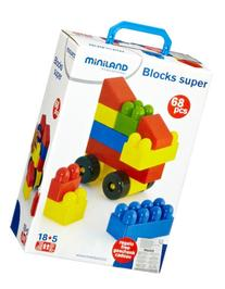 Miniland Blocks Super