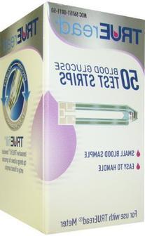 TRUEread Blood Glucose Test Strips