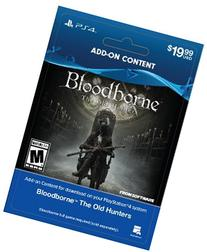 Bloodborne The Old Hunters - Playstation 4