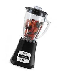Oster BLSTMG Black 8 Speed 6-Cup Glass Jar Blender, 220 Volts