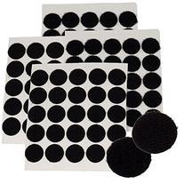 BlueDot Trading,Hook & Loop Fastener Dots Coins Adhesive