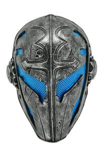 FMA New Blue Wire Mesh Full Black Face Protection Paintball