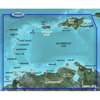 Garmin BlueChart g2 Southeast Caribbean Saltwater Map