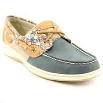 Sperry Top Sider Bluefish Liberty Womens Leather Boat Shoes